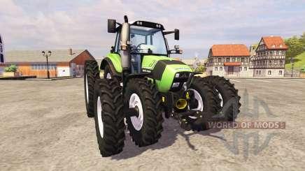 Deutz-Fahr Agrotron 430 TTV [care wheels] для Farming Simulator 2013