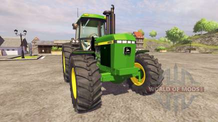 John Deere 4455 v2.1 для Farming Simulator 2013