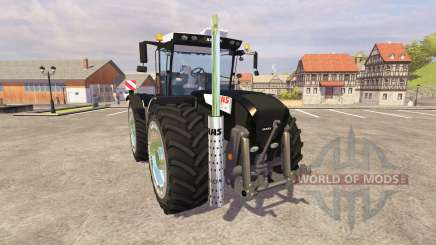 CLAAS Xerion 3800 [black chrome] для Farming Simulator 2013