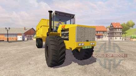 К-744 [самосвал] для Farming Simulator 2013