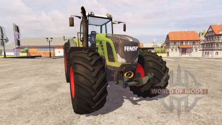 Fendt 939 Vario [profi plus] для Farming Simulator 2013