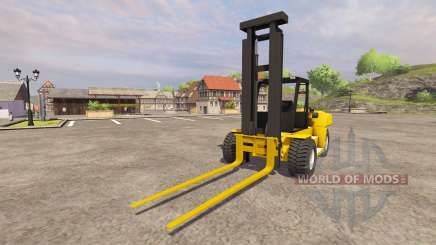 Komatsu EX50 для Farming Simulator 2013