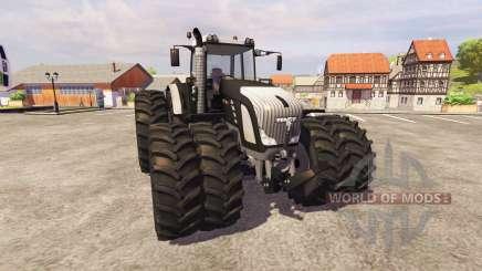 Fendt 936 Vario BB Silver v4.1 для Farming Simulator 2013