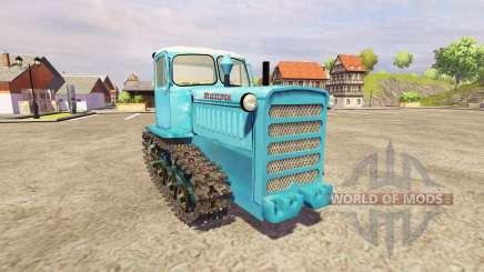 ДТ-75 Казахстан v2.1 для Farming Simulator 2013