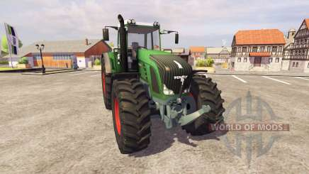 Fendt 936 Vario [pack] v5.1 для Farming Simulator 2013
