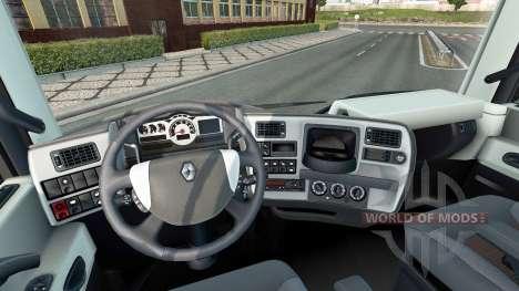 Renault Magnum Legend v7.0 для Euro Truck Simulator 2