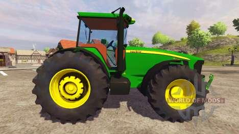 John Deere 8530 v1.0 для Farming Simulator 2013