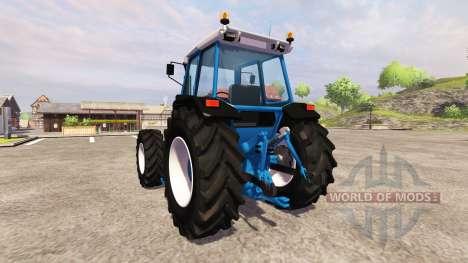 Ford 8630 4WD v5.0 для Farming Simulator 2013