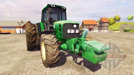 John Deere 6930 для Farming Simulator 2013