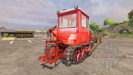 ДТ-75Н (ДЗ-128) v1.0 для Farming Simulator 2013