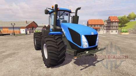 New Holland T9.615 v2.0 для Farming Simulator 2013