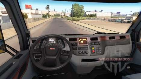 Настройка сидения без ограничений. для American Truck Simulator