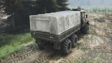 КрАЗ-260 [08.11.15] для Spin Tires