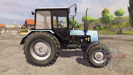 МТЗ-1025 Беларус для Farming Simulator 2013