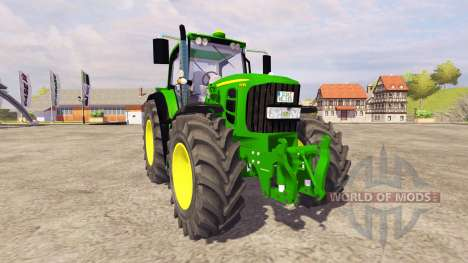 John Deere 7530 Premium FL v1.1 для Farming Simulator 2013