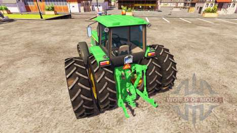 John Deere 4955 для Farming Simulator 2013