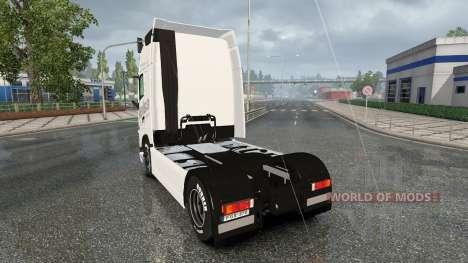 Volvo FH16 2013 [Kelsa] для Euro Truck Simulator 2