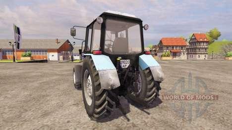 МТЗ-1025 Беларус для Farming Simulator 2013