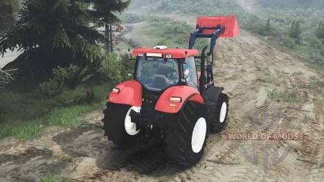Case IH Puma CVX 160 [16.12.15] для Spin Tires