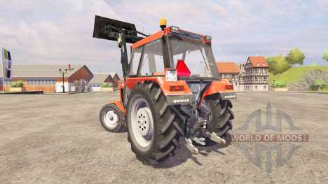 URSUS 912 FL для Farming Simulator 2013