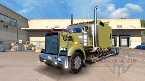 Kenworth W900B Long ARI Legacy Sleepers для American Truck Simulator