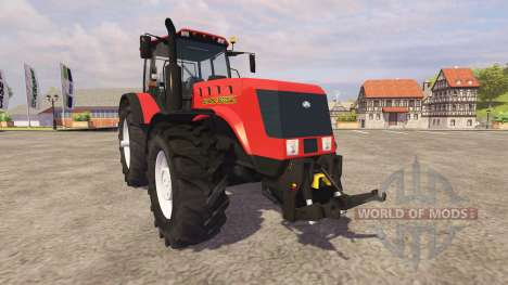 Беларус-3022 ДЦ.1 v2.0 для Farming Simulator 2013