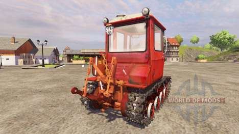ДТ-75М v2.1 для Farming Simulator 2013