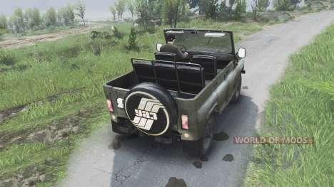 УАЗ-3151 [08.11.15] для Spin Tires