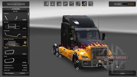 Тюнинг из ETS 2 для American Truck Simulator