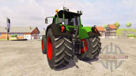 Fendt 820 Vario TMS v1.0 для Farming Simulator 2013