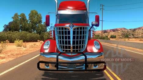 International Lonestar v2.0 для American Truck Simulator