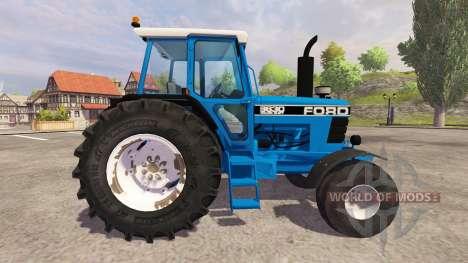 Ford 8630 2WD v4.0 для Farming Simulator 2013
