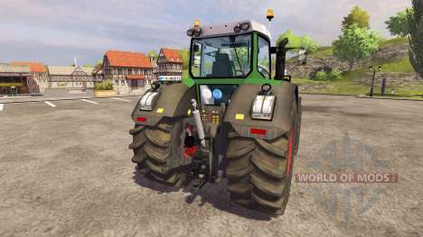 Fendt 933 Vario [pack] для Farming Simulator 2013