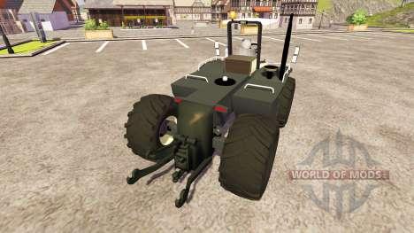 Farmtrac 120 для Farming Simulator 2013