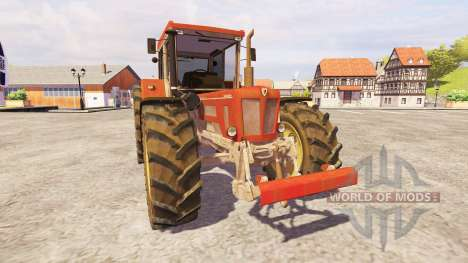 Schluter Super-Trac 1900 TVL для Farming Simulator 2013