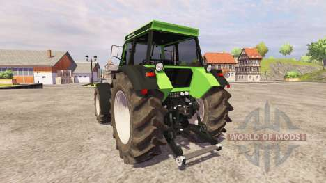 Deutz-Fahr DX 140 v2.0 для Farming Simulator 2013