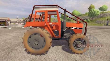 IMT 577 [forest] для Farming Simulator 2013