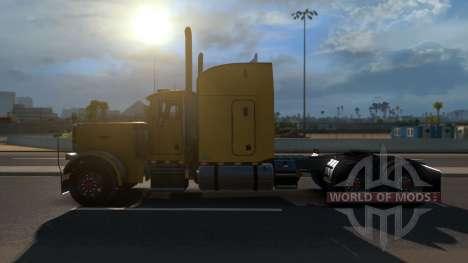 Peterbilt 379 для American Truck Simulator