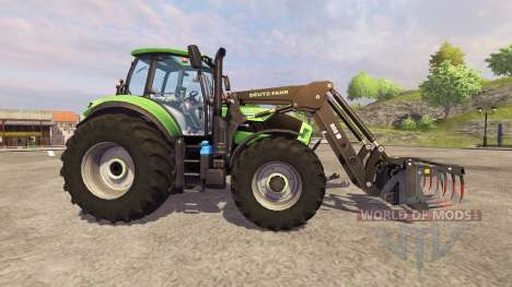 Deutz-Fahr Agrotron 7250 TTV FL для Farming Simulator 2013