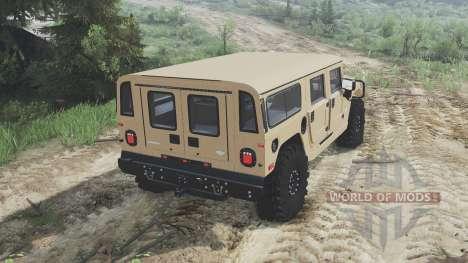 Hummer H1 [25.12.15] для Spin Tires