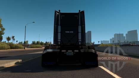 Volvo VNL для American Truck Simulator