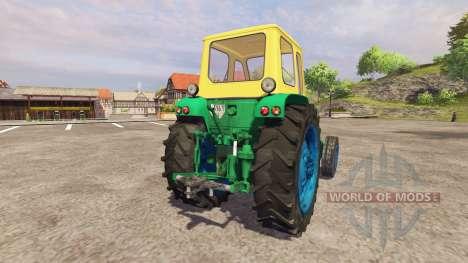 ЮМЗ-6Л 1980 для Farming Simulator 2013