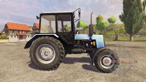 МТЗ-1025 Беларус v2.0 для Farming Simulator 2013