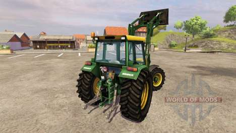 Buhrer 6135A FL для Farming Simulator 2013