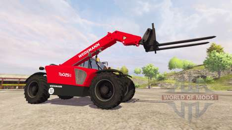 Weidemann T6025 v3.0 для Farming Simulator 2013