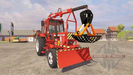 МТЗ-572 для Farming Simulator 2013