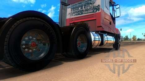 Iveco Strator v2 для American Truck Simulator