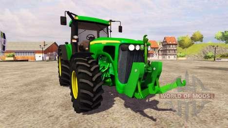 John Deere 8320 v2.0 для Farming Simulator 2013