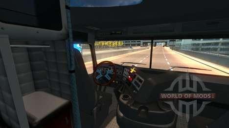 RTA Kenworth K200 для American Truck Simulator
