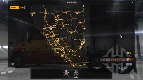 Болгарские названия городов для American Truck Simulator